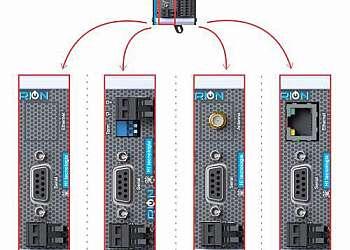 Relé programável distribuidor
